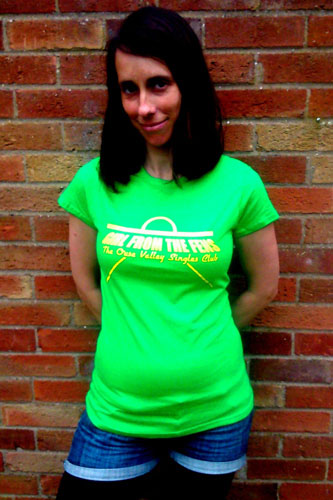 Girl From The Fens T-Shirt