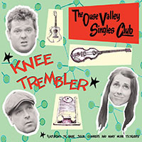 Knee Trembler (L.P) Album Cover